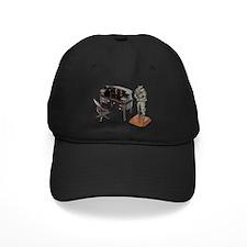 Knight Armor Retro Desk Baseball Hat