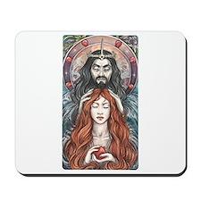 Hades & Persephone Mousepad