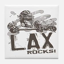 LAX Rocks Tile Coaster