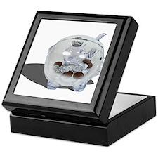 Nickel and Dime Savings Keepsake Box