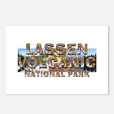 ABH Lassen Volcanic Postcards (Package of 8)