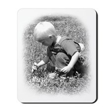 Dandelions photo Mousepad