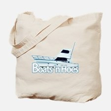 Boats n' hoes Tote Bag