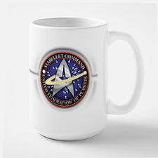 Star Fleet Command 3D Large Mug