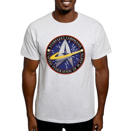 Star Fleet Command 3D Light T-Shirt