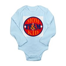 HOME TEAM Long Sleeve Infant Bodysuit