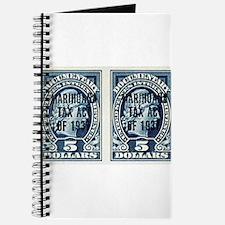 Hemp Tax Stamps Journal