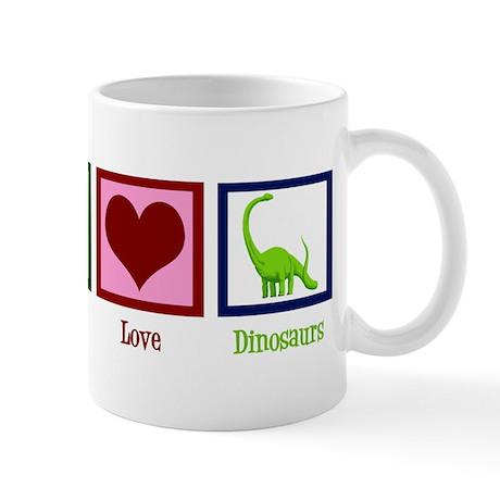 Cute Dinosaur Mug