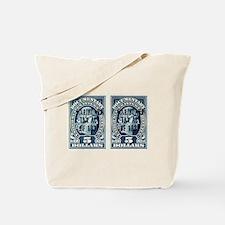 Hemp Tax Stamps Tote Bag