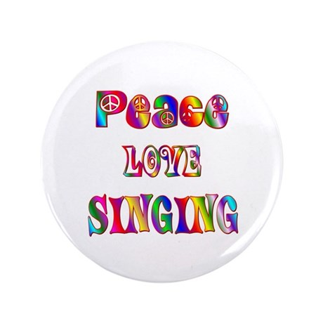 """Singing 3.5"""" Button (100 pack)"""