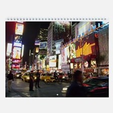 New York City Wall Calendar