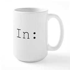 Fade In: Mug