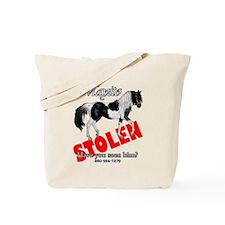 Stolen Horses Tote Bag