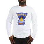 Happy-Go-Lucky Ducky Long Sleeve T-Shirt