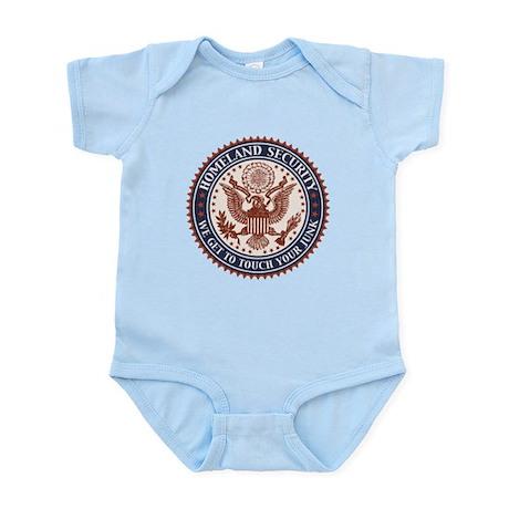 Junk Search Infant Bodysuit