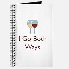 I Go Both Ways Journal