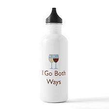 I Go Both Ways Water Bottle