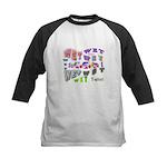 Wet T-shirt Contest Kids Baseball Jersey