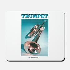 Trumpet Home Decor Mousepad