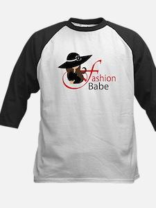 Fashion Babe Baseball Jersey