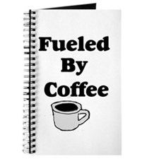 Fueled by Coffee Journal