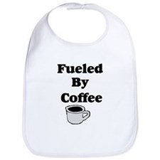 Fueled by Coffee Bib