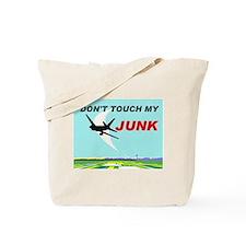NO TOUCHING Tote Bag