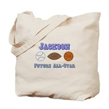 Jackson - Future All-Star Tote Bag