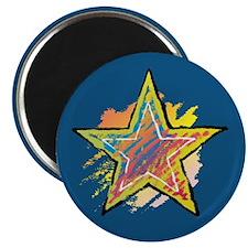 Star 1 Avacado Magnet