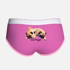 Got Pugs? Women's Boy Brief