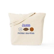 Jacob - Future All-Star Tote Bag