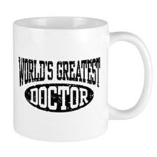 World's Greatest Doctor Small Mugs