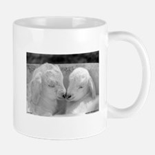Angora Baby Goat Small Small Mug