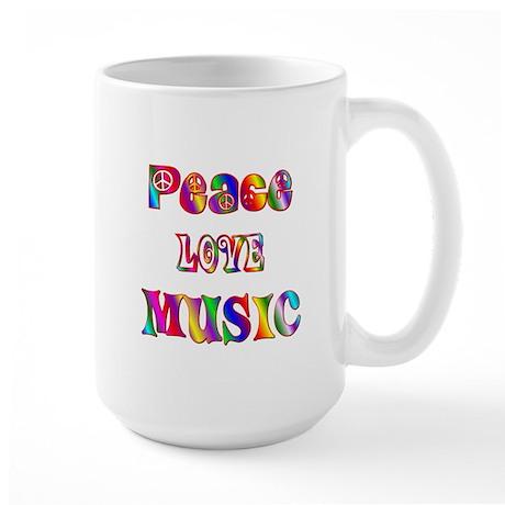 Music Large Mug