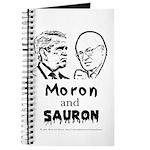 Moron and Sauron Journal