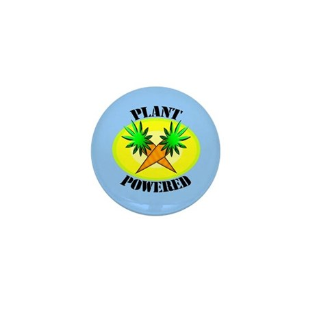 Plant Powered Mini Button (100 pack)