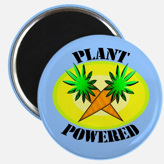 Plant Powered Magnet