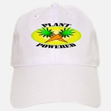 Plant Powered Baseball Baseball Cap