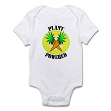 Plant Powered Infant Creeper