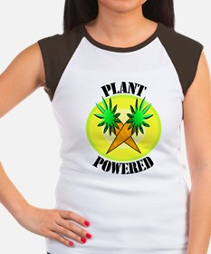 Plant Powered Women's Cap Sleeve T-Shirt