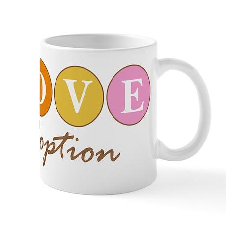 Love Adoption Mug