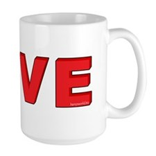 Billiard Love 3 Mug
