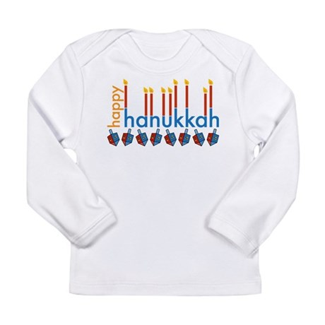 Hanukkah Long Sleeve Infant T-Shirt