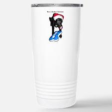 Have a Kosher Christmas Travel Mug