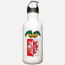 Florence Coat Of Arms Water Bottle