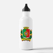 Stylish Lisbon Crest Water Bottle