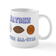 Jayden - Future All-Star Small Mug