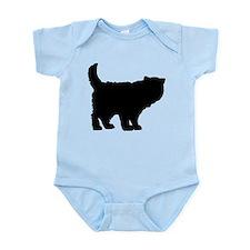 Persian cat Infant Bodysuit