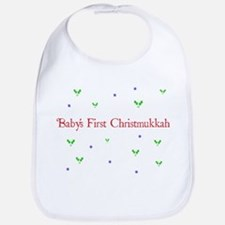 Baby's first Christmukkah Bib