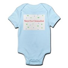 Baby's first Christmukkah Infant Bodysuit